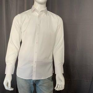 Gentleman Apparels Slim-fit Button-Up Dress Shirt